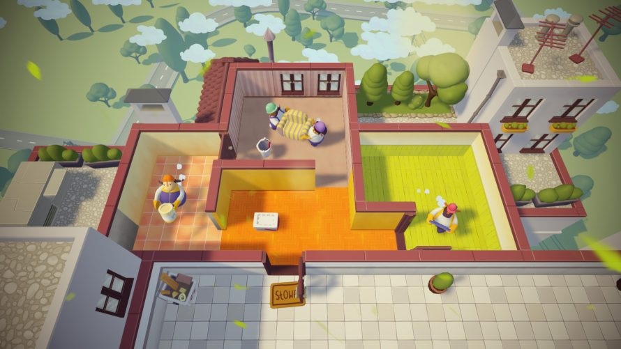 It's Dangerous to Go Alone, so Bring Friends to Help Renovate a Mysterious Skyscraper in 'Tools Up!'