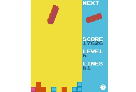 'TRETRIS' - Bending, Twisting, Turning and Flipping the Rules of Tetromino Dropping