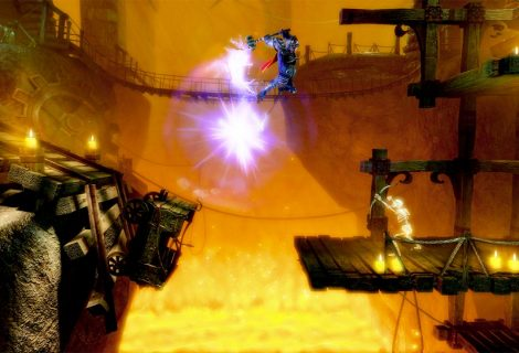 'Trine' Now 'Trine Enchanted Edition' Because... Engine Upgrade, Online Multiplayer