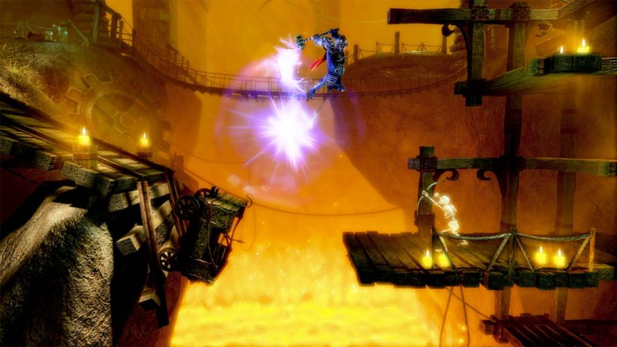 'Trine' Now 'Trine Enchanted Edition' Because… Engine Upgrade, Online Multiplayer