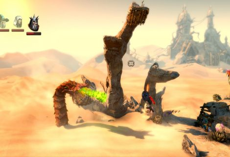 The Wizard, Warrior and Thief Have Arrived On Wii U In 'Trine 2: Director's Cut'