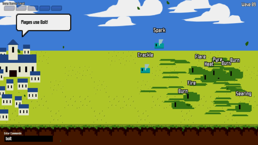 Hit All the Right Keys In 'Type Commander' to Keep the Town Safe