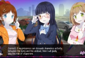 A Group of Half-Zombie Girls in 'Undead Darlings ~no cure for love~' Just Might be Mankind's Last Hope
