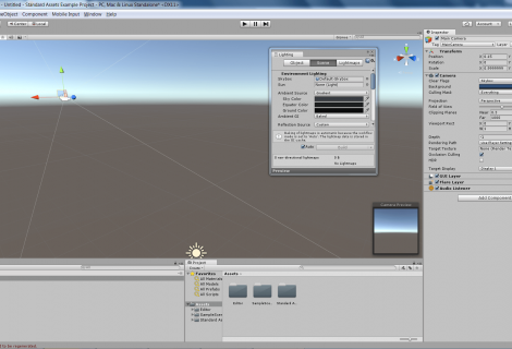 Unity 5.4 (Beta) Shines Brightly With Performance, Visual, VR and IAP Enhancements