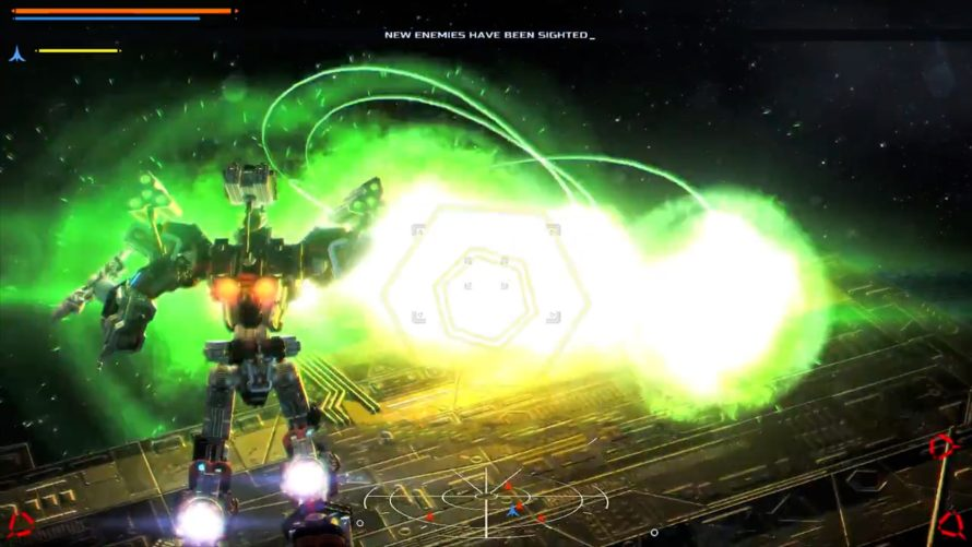 Pilot Giant Mechs in 'War Tech Fighters', Reclaim Your Home From the Zatros Empire