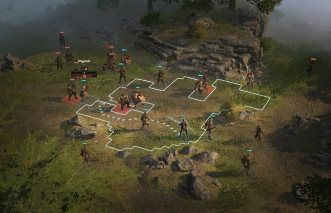 Lead a Group of Mercs to Fortune and Glory in Medieval RPG 'Wartales'