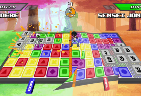 Match Colorful Tiles to 'WaveCrash!!' Your Opponents Into Submission