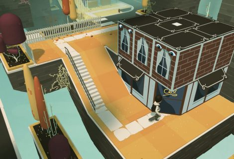 Construct a World With Card Houses in 'Where Cards Fall' to Strengthen Fragile Memories