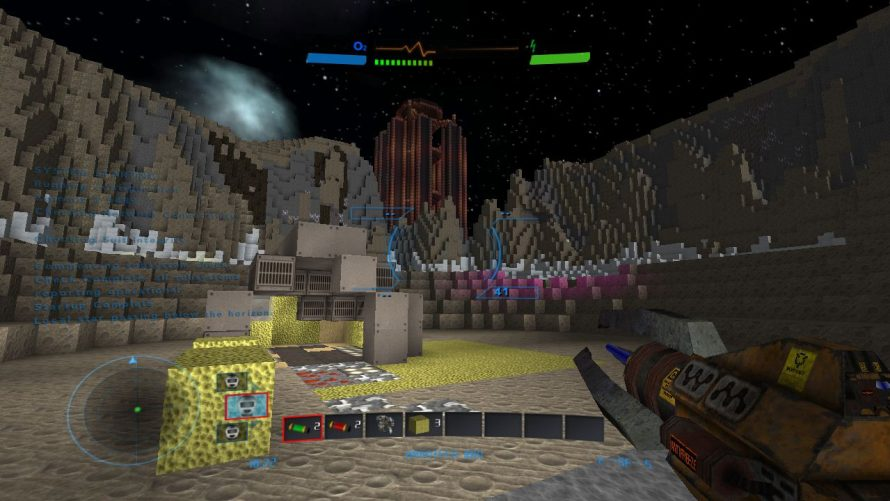 Space Miners, Rejoice: Online Multiplayer Added to PC Version of 'Xenominer'