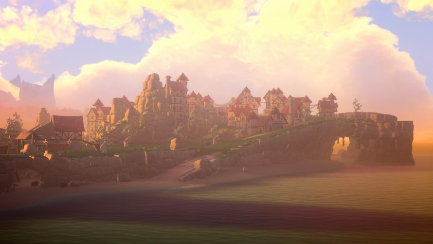 Embark on a Grand Adventure to Disperse an Evil Entity In 'Yonder: The Cloud Catcher Chronicles'