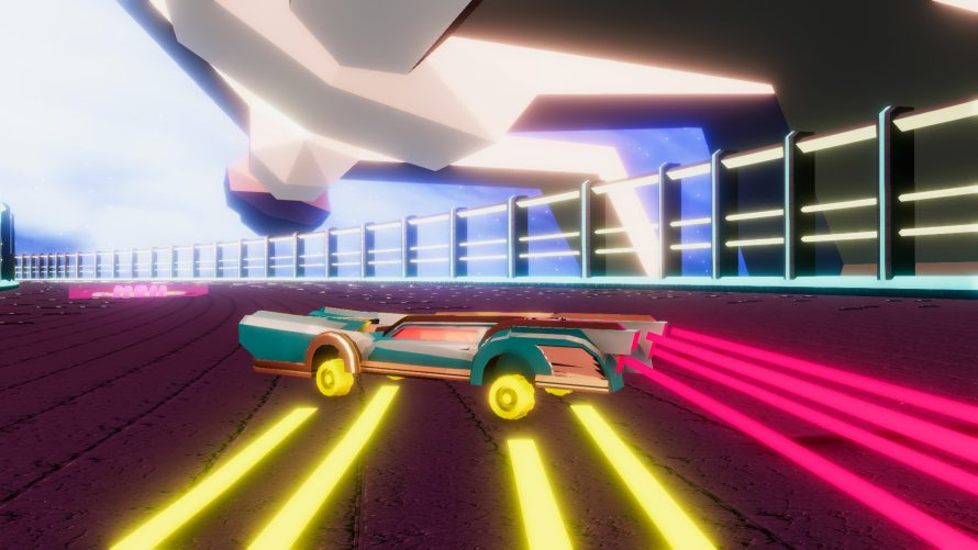 'Yucatan' Goes Forest Drifting With Metroidvania Racing on Neon-Soaked Roads