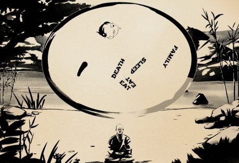 'Zen Man' (LD45) Impressions: Let Yin and Yang Guide You to Inner Peace