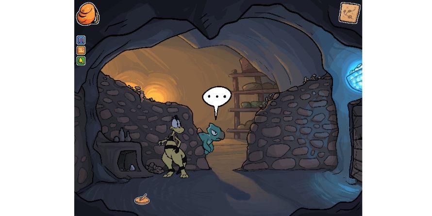 Brace for Cartoonish Dinosaurs in Point 'n Click Affair 'Zniw Adventure'